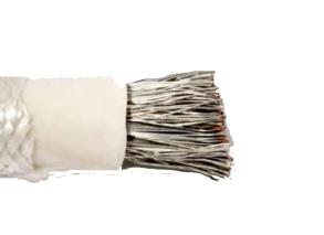 Cable de níquel con trenza barnizada en fibra de vidrio